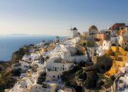 Santorini - klejnot Morza Egejskiego